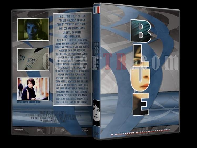 Three Colours (Trilogy) - Custom Dvd Cover Set [1993-1994]-bjpg