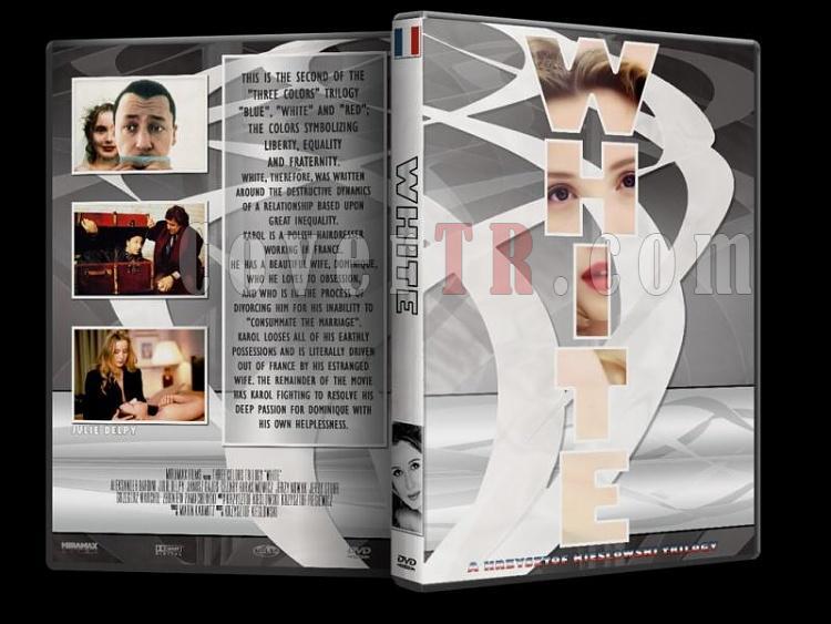 Three Colours (Trilogy) - Custom Dvd Cover Set [1993-1994]-wjpg