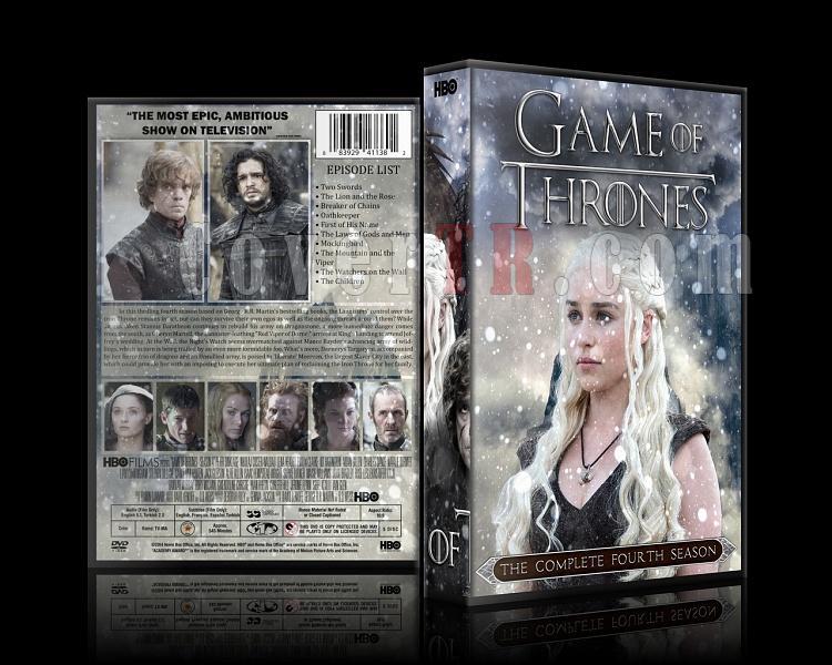 Game Of Trone Season 1 Dvd Cover: Game Of Thrones (Season 1-6)