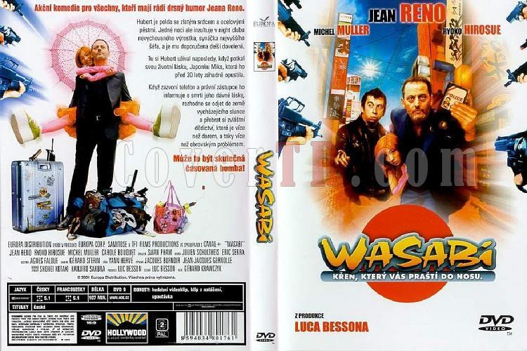 wasabi (2001) dvd türkçe tasarım cover-wasabijpg