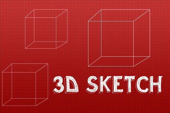 Click image for larger version  Name:3d-sketch-font.jpg Views:0 Size:96.2 KB ID:53976