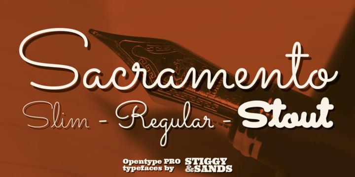 Sacramento Pro Font-182506jpg