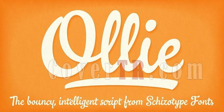 Ollie Font-101475jpg