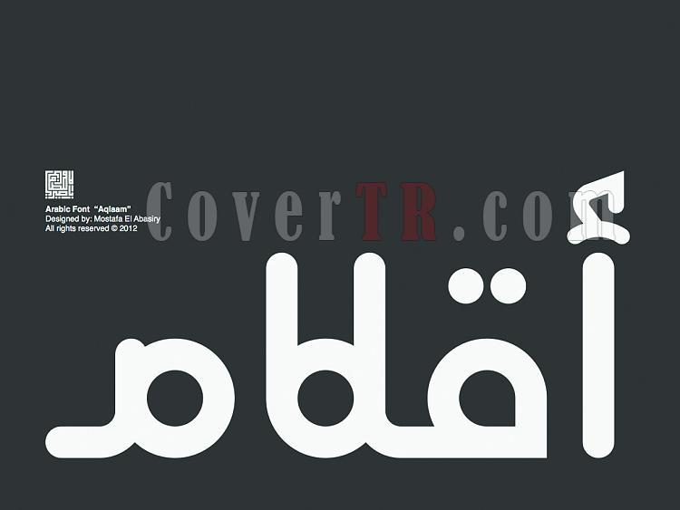 Aqlaam Arabic Font-c7a11d061cdc42fb8efbef5fe024fad6jpg