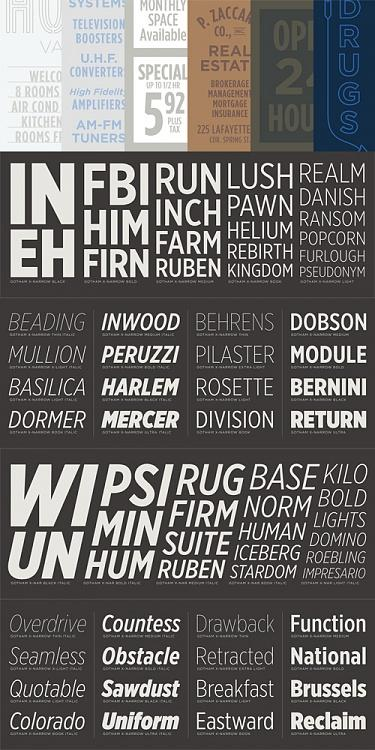 Gotham.XNarrow Font-coverjpg