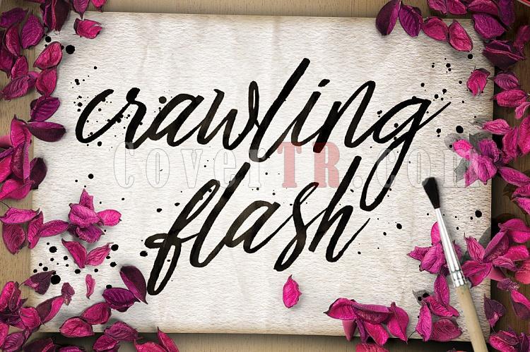 Crawling Flash Font-01-ojpg