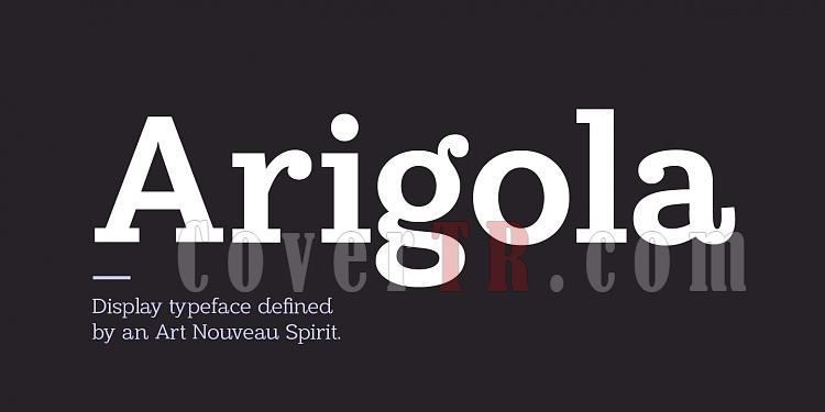 Arigola Font-208965jpg