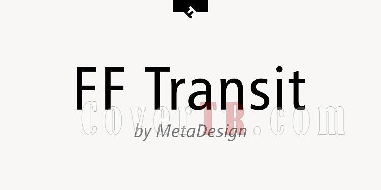 FF Transit Font-109033jpg