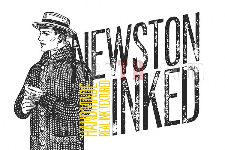 Newston Inked Font-newstoninked-preview-1-ojpg