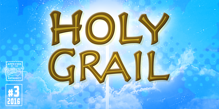 Holy Grail (Comicraft)-208813jpg