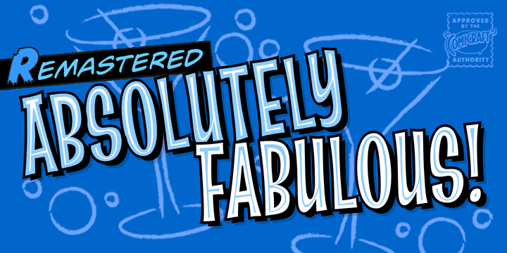 Absolutely Fabulous (Comicraft)-207760jpg