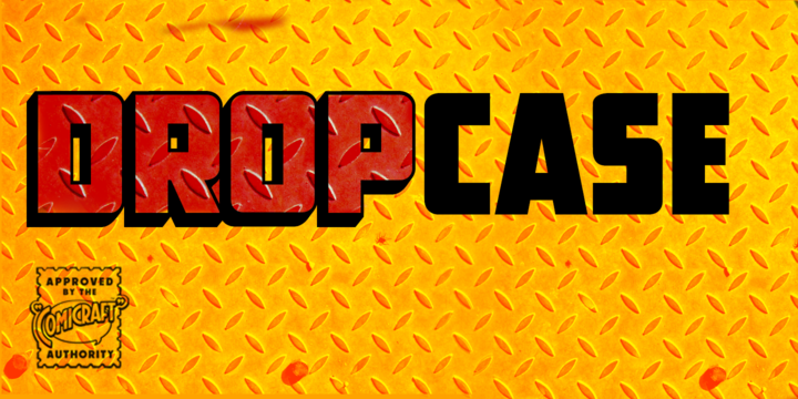 Drop Case (Comicraft)-216053jpg