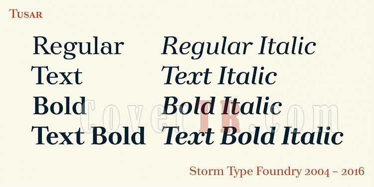 Tusar Font-full_tusar2x18jpg