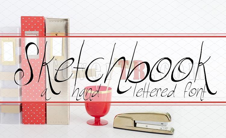 Sketchbook Font-sketchbook-jpg