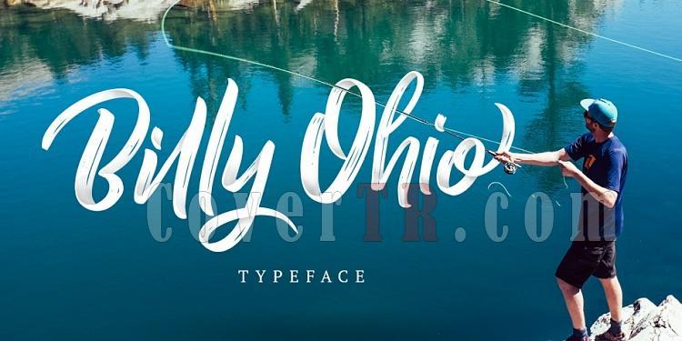 Billy Ohio Font-billy-ohio_fp-950x475jpg