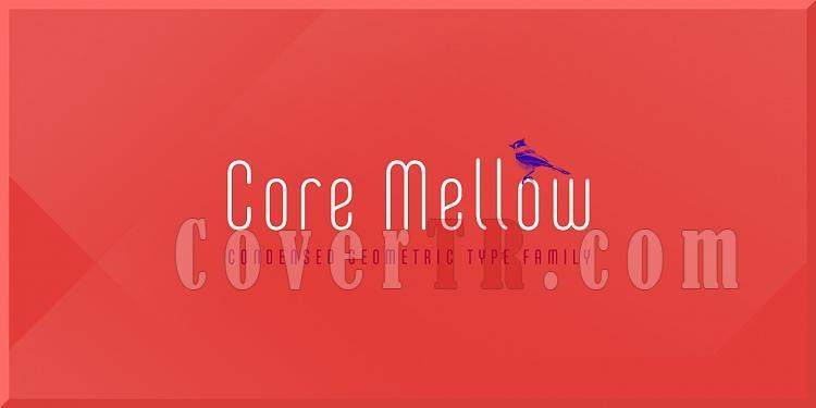Core Mellow Font-128418jpg