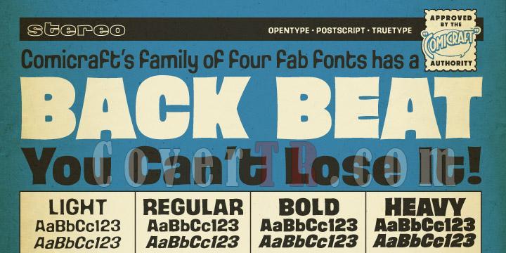 Back Beat Font Family-39691jpg