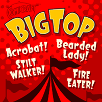Big Top Font Family-168373png