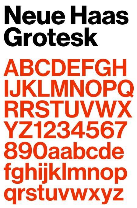 Neue Haas Grotesk Pro Font Family-neue-haas-groteskjpg