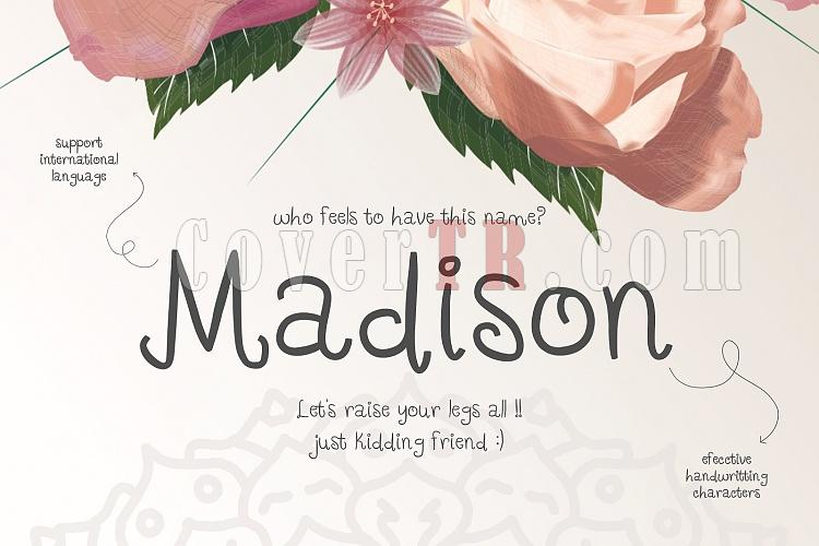 It's Madison! Font-madison-01-jpg