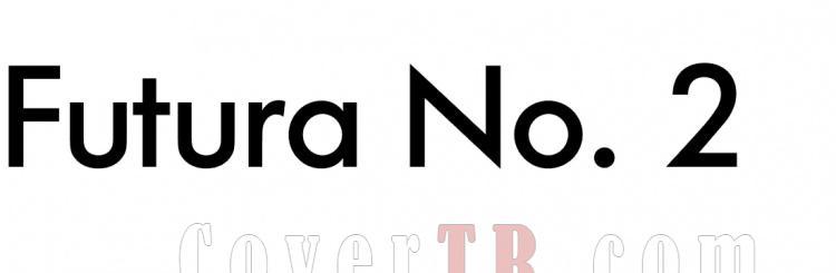 Futura No. 2 Font-gif_12274645jpg