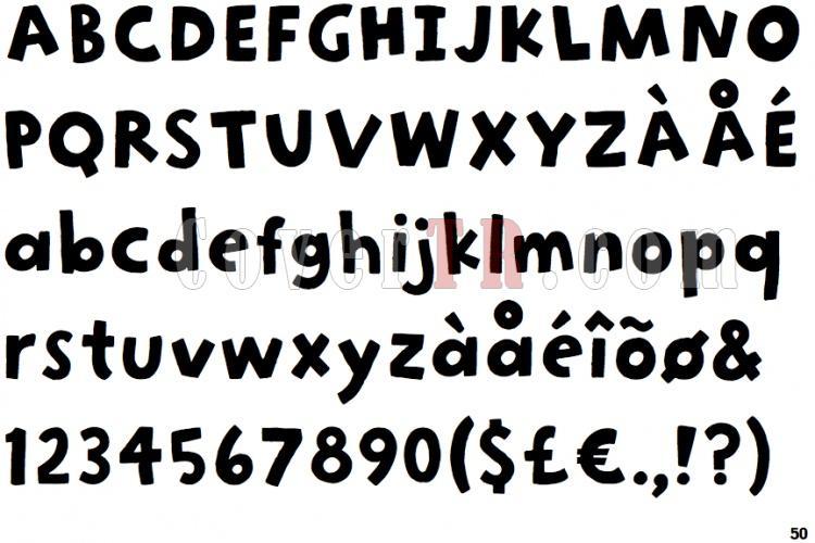 Slappy Font-slappyjpg