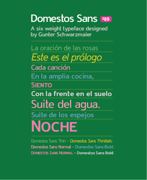 Domestos Sans (T-26) Font-domestos-sansjpg