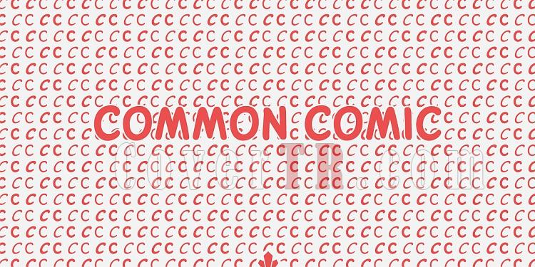 Common Comic (Canada Type)-236052jpg