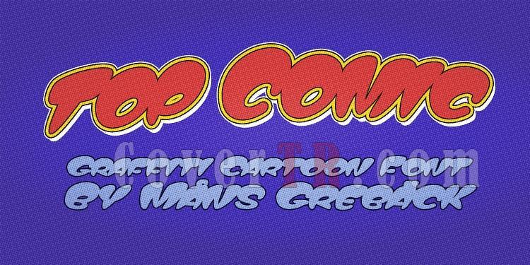 Top Comic (Mans Greback)-119265jpg