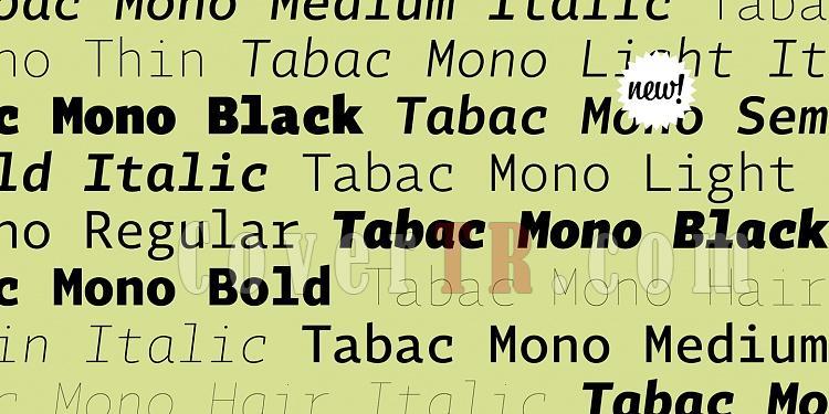 Tabac Mono (Suitcase Type Foundry)-107755jpg