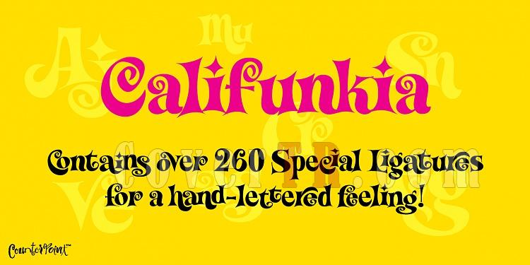 Califunkia (CounterPoint Type Studio)-206616jpg