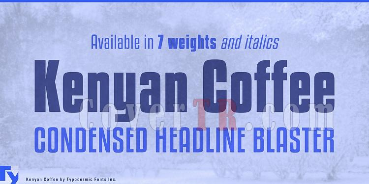 Kenyan Coffee (Typodermic)-184953jpg