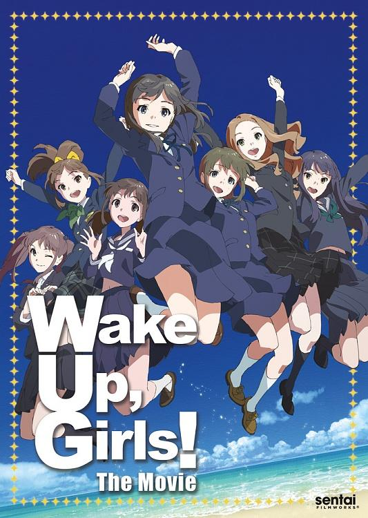 Wake Up, Girls! The Movie(Anime) Font-814131011084_anime-wake-up-girls-movie-primaryjpg