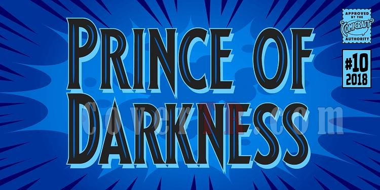 Prince Of Darkness Font-262929jpg
