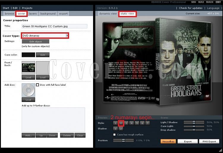 Imandix Cover Pro Programı Resimli Detaylı Kullanımı-imandix-programi-resimli-anlatimi-5jpg