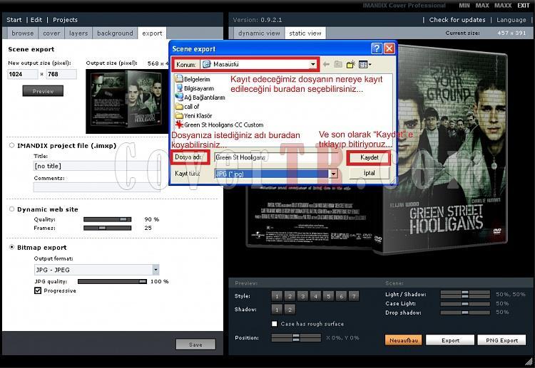 Imandix Cover Pro Programı Resimli Detaylı Kullanımı-imandix-programi-resimli-anlatimi-8jpg