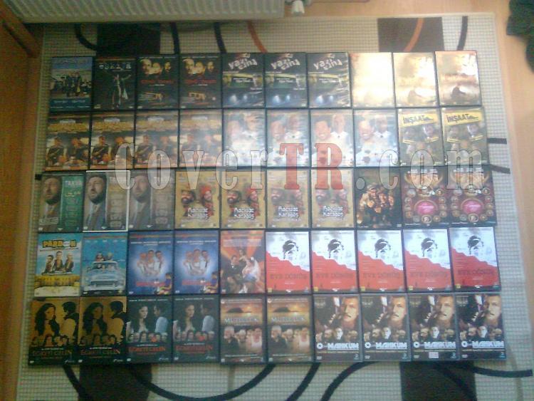 Orjinal Yerli Yabancı DVD Film Arşivim Toplu Satılık.-4jpg