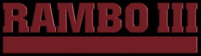 Rambo III  (Font)-20100125191110png