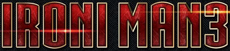 IRON MAN Font (Psd)-iron-manjpg