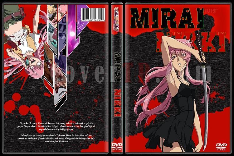 mirai nikki anime font-1jpg