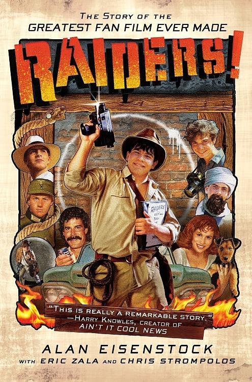 Raiders! (Movie) Font-film-raidersjpg