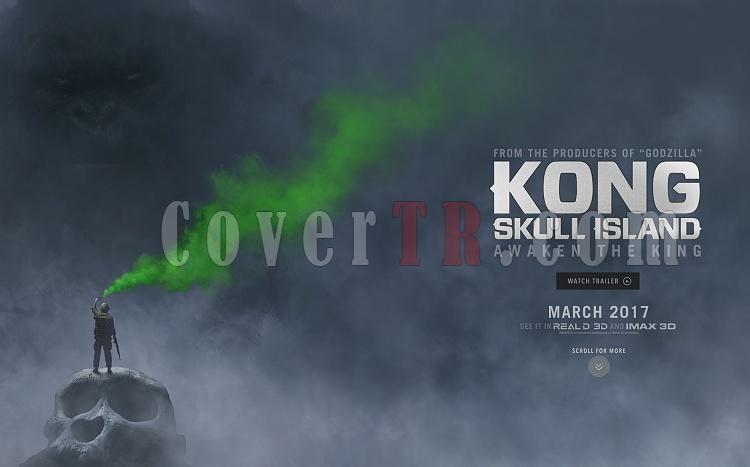 Kong Skull Island 2017 (Movie) Font-kong-skull1jpg