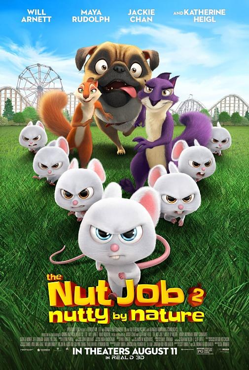 The Nut Job 2 Nutty by Nature (Movie)-nutjobjpg