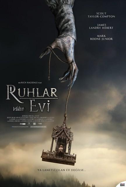 Ruhlar Evi - Ghost House (Movie) (2017)-ruhlar-evi-1497611211jpg