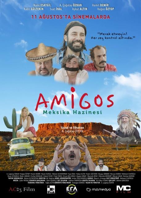 Amigos Meksika Hazinesi (Movie) 2017-amigos-meksika-hazinesi-1499691404jpg