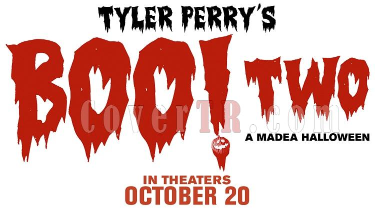 Tyler Perry's Boo 2! A Madea Halloween (Movie) 2017-titlejpg
