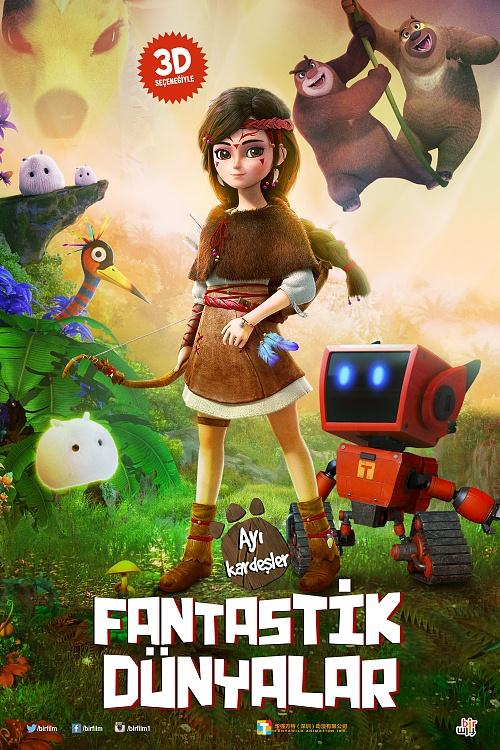 Ayı Kardeşler Fantastik Dünyalar (Movie) Font-28369531669_8cc26e083c_ojpg