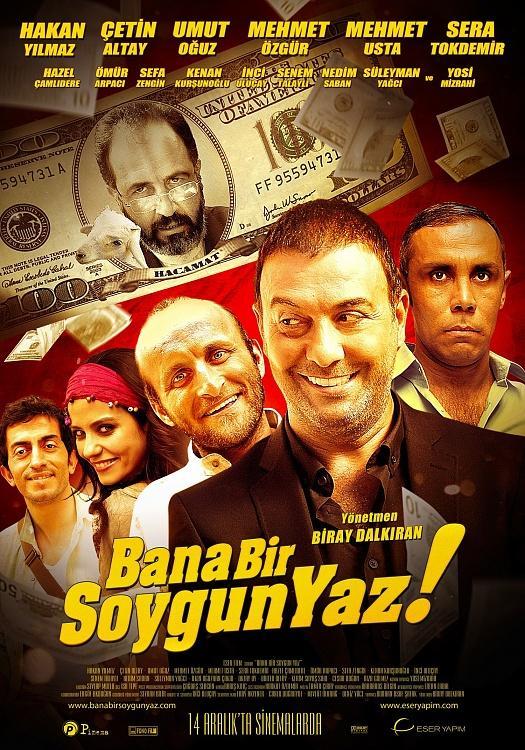 Bana Bir Soygun Yaz (Movie) Font-8115234605_d3568e1e1e_ojpg