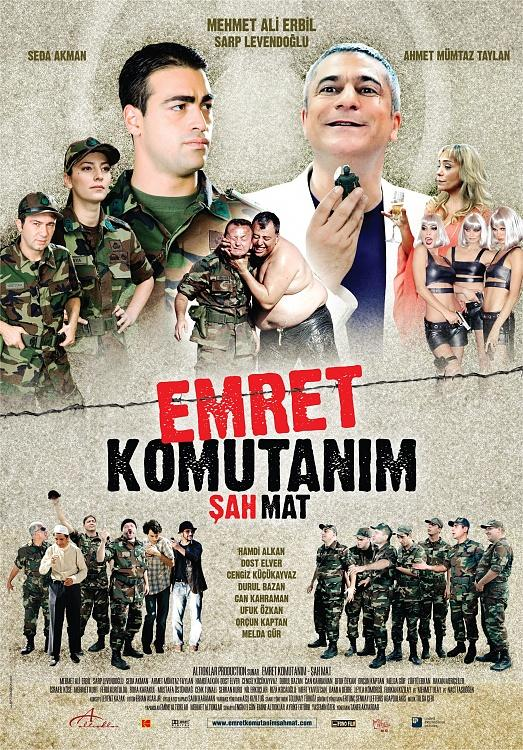 Emret Komutanım Şah Mat (Movie) Font-355945632_8d75f25218_ojpg
