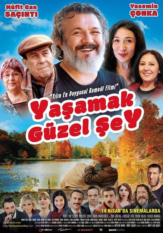 Yaşamak Güzel Şey (Movie) Font-32548969114_a3de581105_ojpg